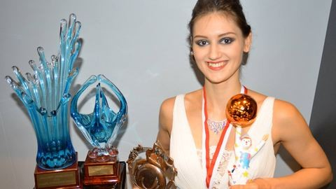 Komoly nemzetközi sikert aratott a 19 éves magyar artista