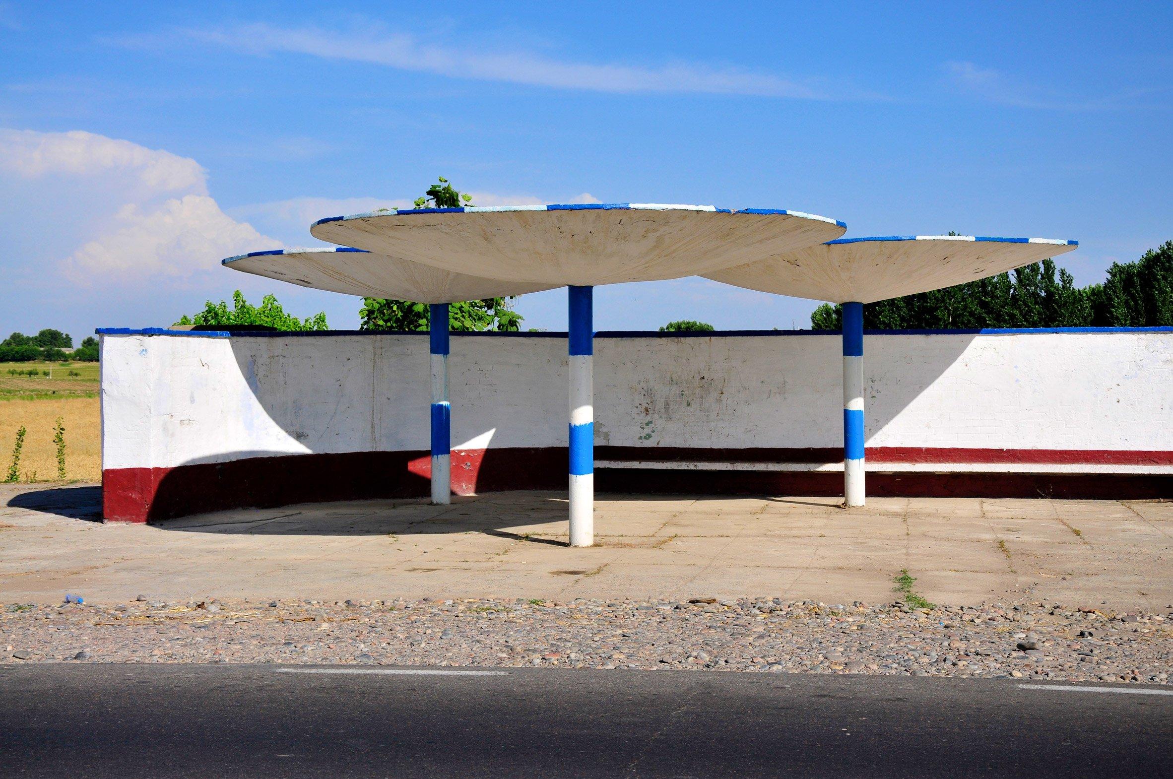 Ezek a régi Szovjetunió legelképesztőbb buszmegállói