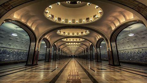 A 8 legmenőbb metróállomás a világon – képek