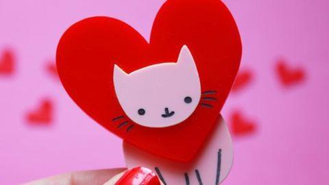 Isteni Valentin-napi ajándékok a legjobb barátnődnek