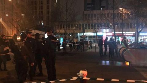 Hatalmas robbanás volt a párizsi metróban