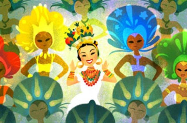Brazil szexbombára emlékezik a Google