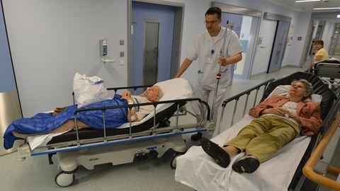 Lefagytam attól, amit az osztrák kórházban láttam!