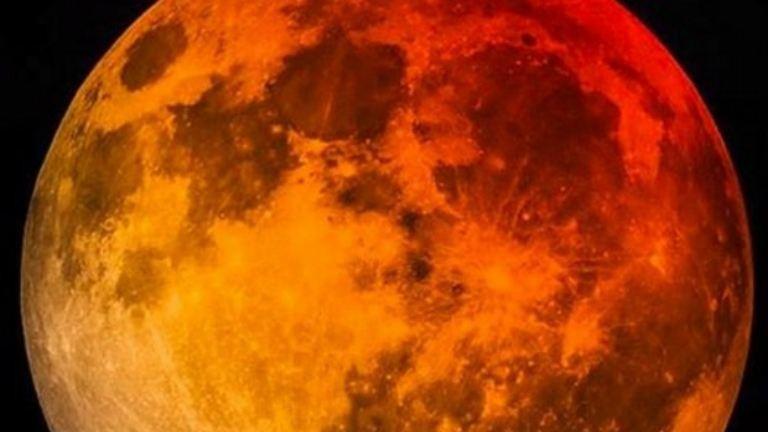 Nézzétek meg az év első holdfogyatkozását videón!