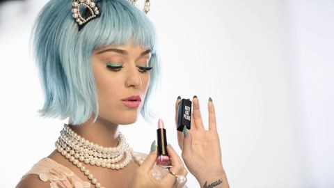 Katy Perry álsellő sminkkollekciója megérkezett