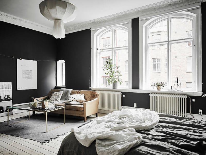 Ez a sötét, egyszobás lakás a példa rá, hogy a szabályokat azért vannak, hogy megszegd őket
