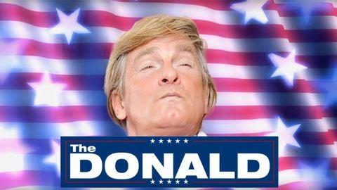 Garantált munkám van a következő 4 évre – megszólalt a Donald Trumpot alakító pornószínész