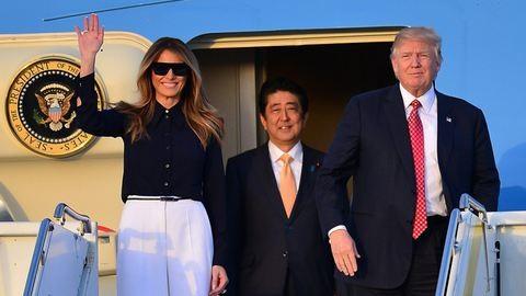 Sokba kerül az amerikaiaknak a kétlaki elnöki pár