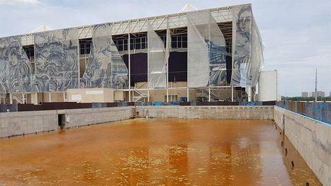 Egy év sem kellett, máris rohadnak az olimpiai helyszínek Rióban
