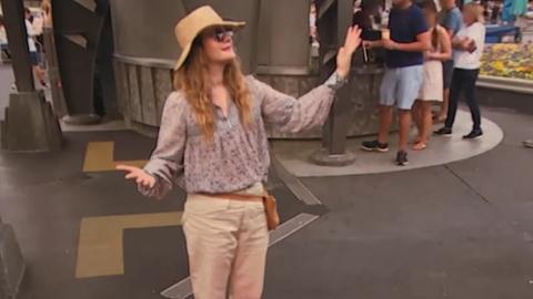 Drew Barrymore hisztikezelő módszere mindent visz