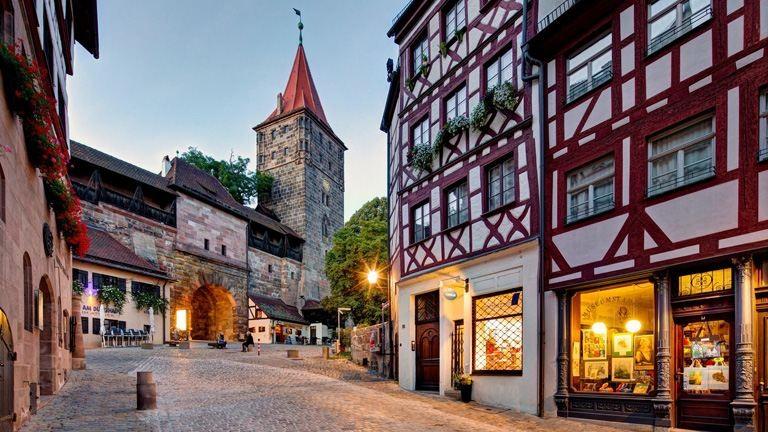 Hosszú hétvége Nürnbergben - Valódi, csak nem igazi