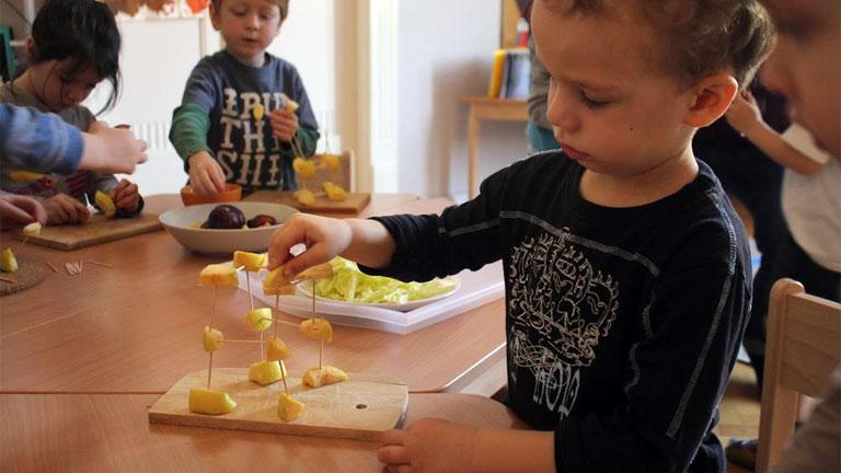A Budapest School máshogy közelíti meg az oktatást, mint a hagyományos iskolák (Fotó: Budapest School/Facebook)