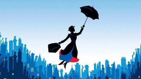 Már forog a Mary Poppins folytatása