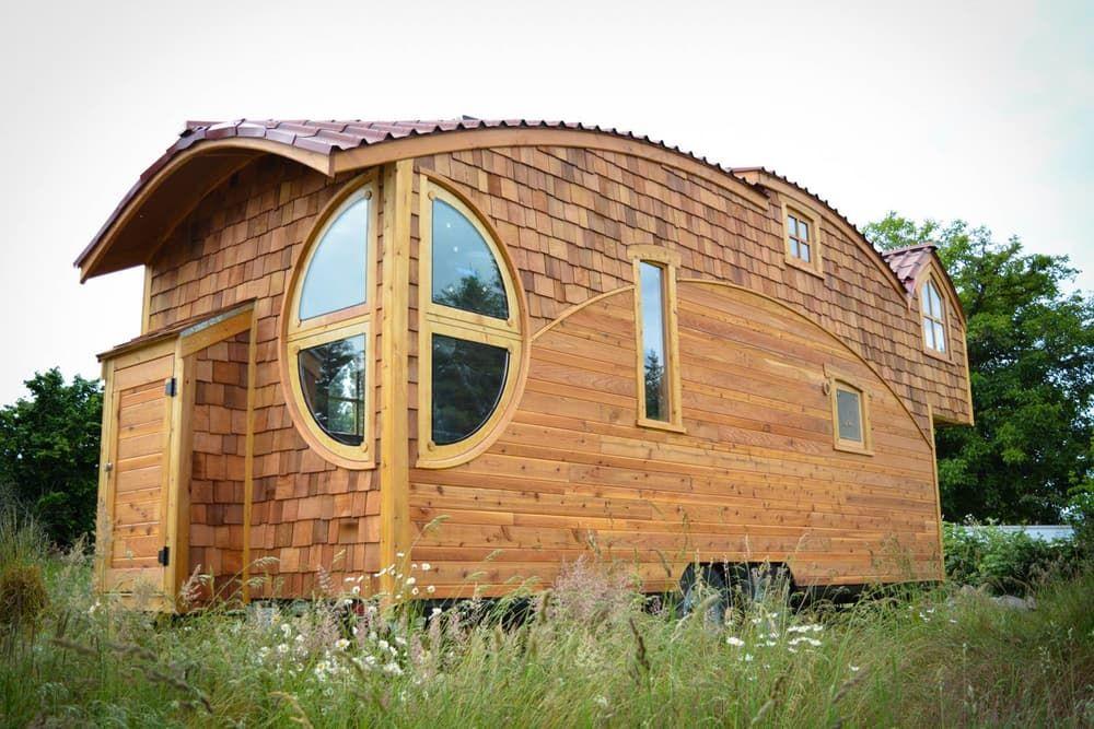 5 miniház, amibe te is beköltöznél a pároddal