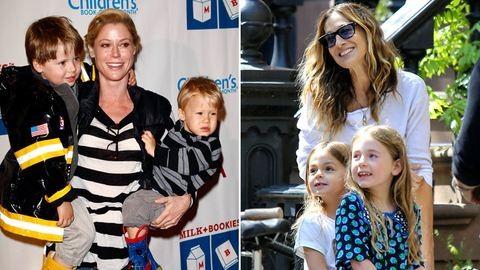 Ikres celebszülők – tőlük tanulhat Beyoncé és Amal Clooney
