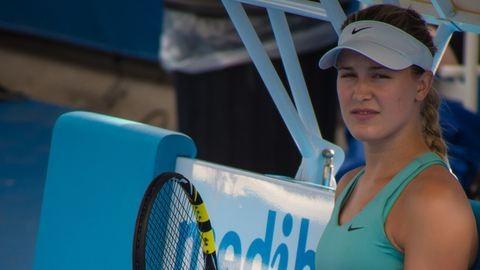 Elvesztette a fogadást a teniszezőnő, így mehetett randizni