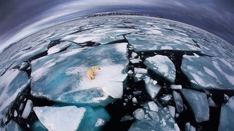 Harc a klímaváltozás ellen: újrafagyasztanák az Északi-sarkot