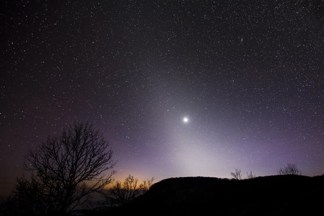 Káprázatos égi jelenség tűnt fel e Bükk felett - fotók