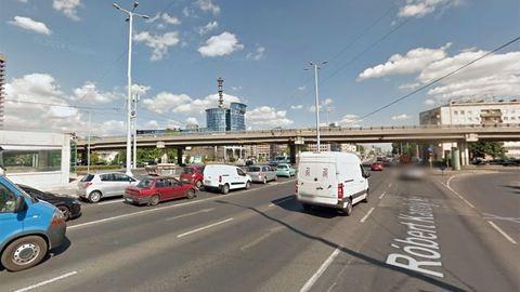Hétfőn kezdődik a káosz az Árpád híd pesti hídfőjénél