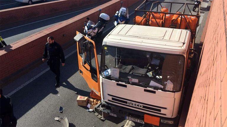 Lövésekkel fékezték meg a teherautós ámokfutót