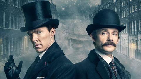 Vége lehet a Sherlock sorozatnak