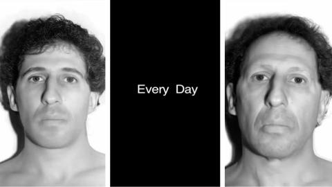30 éve mindennap szelfit készít magáról