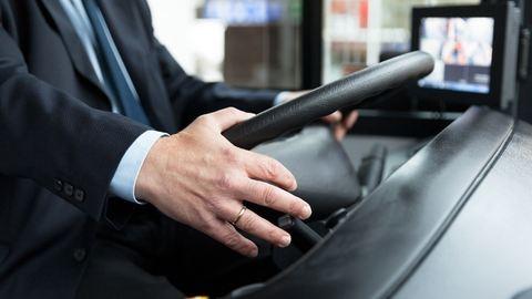 Részeg tinilány ütötte a buszsofőrt Csongrádban