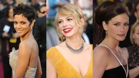 Minden idők legszebb frizurái és sminkjei az Oscar-gáláról