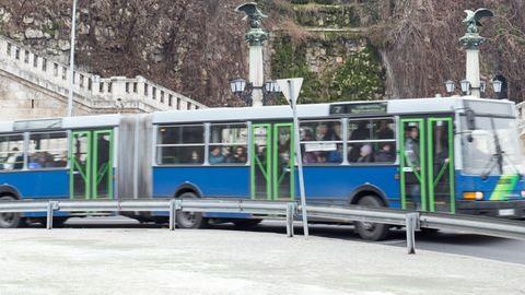 Egyre többen tömegközlekednek Budapesten