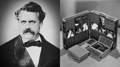 A vérében volt a luxus – 125 éve halt meg Louis Vuitton