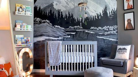 Szupermenő babaszoba, tele kreatív DIY-ötletekkel