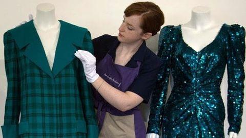 Kiállítás nyílt Diana hercegnő legendás ruháiból