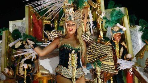 A polgármester beteg felesége miatt kezdődött késve a riói karnevál