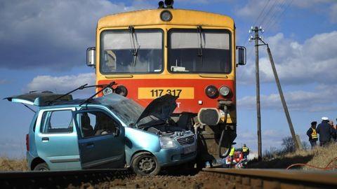 Vonatbaleset történt Hajdúviden, egy ember életét vesztette