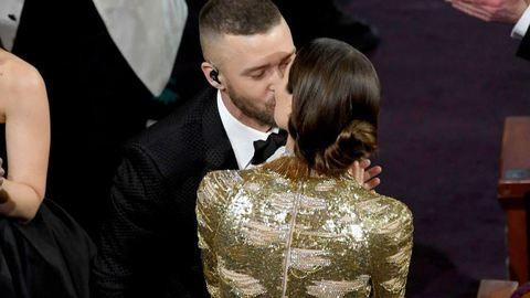 Oscar 2017: Justin Timberlake és Jessica Biel romantikázása fotókkal és videóval