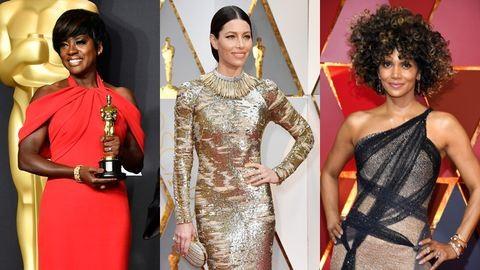 Oscar 2017: a leg-leg-leg ruhák