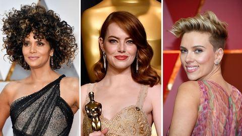 Oscar-díj 2017 – ezek voltak a legszebb sminkek és frizurák a filmünnepen