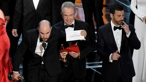 Oscar-baki: felpörgött a mémgyár a kínos díjátadó után