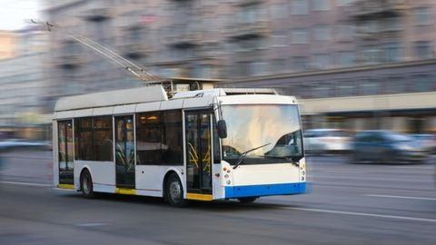 A trolivezető mentette meg egy utas életét Budapesten