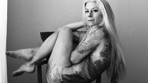 Az 56 éves nő bebizonyítja, hogy nem csak a fiatal test lehet szexi