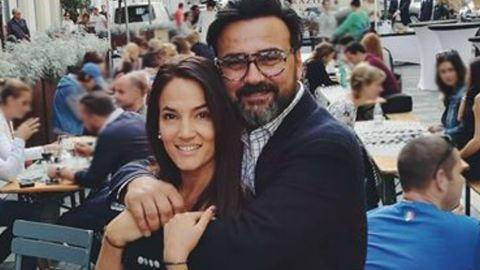 Részletek Gianni és Debreczeni Zita esküvőjéről