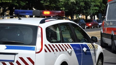 Rendőrök élesztették újra a 26 éves férfit Budapesten