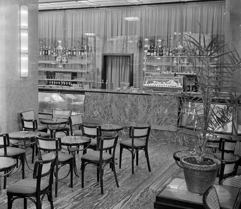 Egy letűnt kor vendéglátó- és szórakozó helyei - fotók