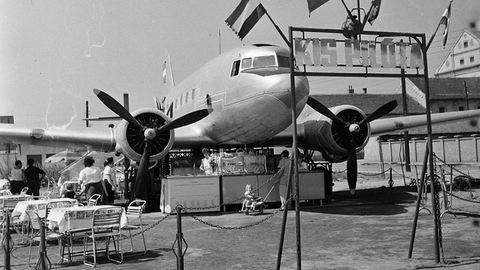 Budapest legmenőbb cukrászdája egy repülőgép volt