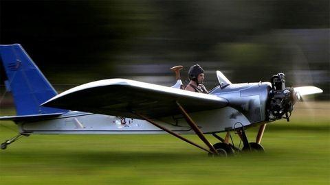 Házilag barkácsolt repülőgép ölte meg a pilótát