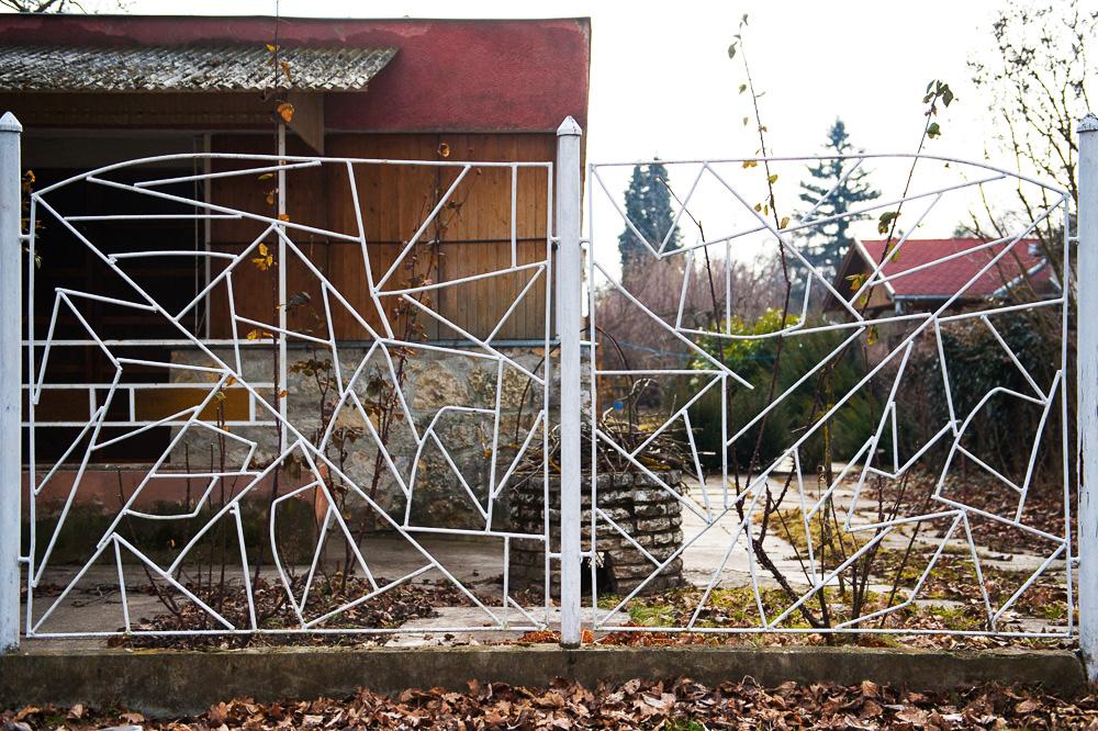 Balatoni kerítések