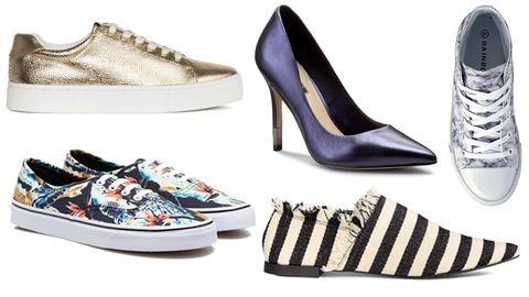 12 trendi, tavaszi cipő