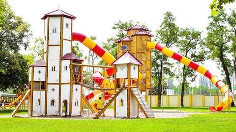 Hamarosan nyit Budapest egyedülálló, szabadtéri családi játszóparkja! Eláruljuk mikor ingyenes!