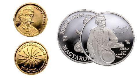 A világ legkisebb aranypénzét adja ki az MNB