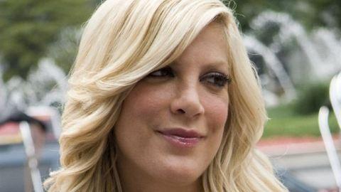 Megszületett Tori Spelling színésznő ötödik gyermeke